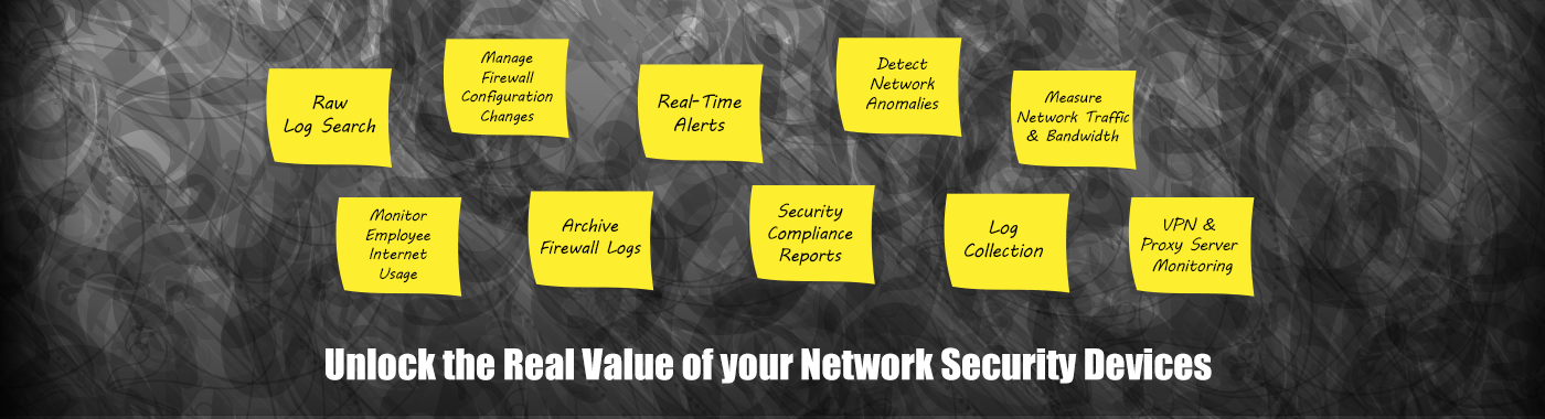 Network Security Devices - ManageEngine Firewall Analyzer